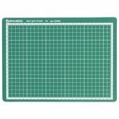 Мат для резки двусторонний, А4, 3-слойный, толщина 3 мм, сантиметровая шкала