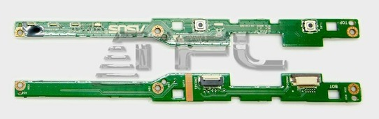 Плата X101CH TP для Asus X101C, 60-OA3PTP1000-D02