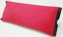 """Накладка-подушка на ремень безопасности """"Auto Premium"""", цвет: красный. 77155"""