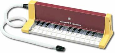 Suzuki OHP-25 мелодика духовая альт 25 клавиш