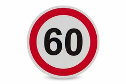 Моспромзнак Знак ограничения скорости 60 км/ч