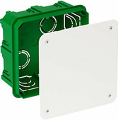 Коробка распределительная для сплошных стен 100x100x50 diy Schneider Electric, IMT351221