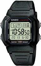 Наручные часы Casio W-800H-1A
