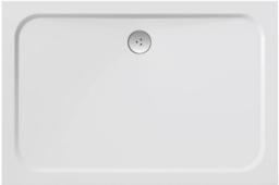 Душевой поддон из литьевого мрамора Ravak Galaxy Gigant Pro Chrome 110 x 80 -- со смесителем для душа 110 / 80 см / со смесителем для душа