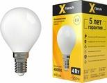 Лампа X-flash E14 50 4Вт 4000K