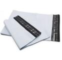 Курьерский пакет 400*500+40 мм, без логотипа с карманом. Курьерские пакеты - в упаковке 50 шт.
