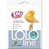 """Lolo Pets Lololine дополнительная кормовая смесь для канареек """"Супер цвет"""", 20гр"""
