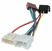 Переходник для подключения магнитолы Incar ISO FR-12