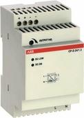 Блоки питания ABB CP-D 24/1.3 Блок питания вход 90-265ВAC/120-370ВDC, выход 24ВDC/1,3A ABB, 1SVR427043R0100