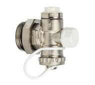 Регулируемый концевой фитинг с дренажным вентилем, ручной воздухоотводчик (АРТ. SMS 1000 020001)