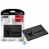 Жесткий диск SSD 240Gb Kingston A400 (SA400S37/240G) (SATA-6Gb/s, 2.5, 500/350Mb/s)