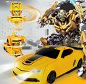 Робот-трансформер MZ Chevrolet Camaro
