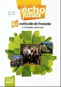 "Jacky Girardet, Jacques Pecheur ""Echo Junior A2 - CD-Audio Collectifs (2)"""