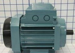 M2AA Электродвигатель 71 B IE2, 0,55 кВт, 3000об/мин, IMB3 ABB, 3GAA071002-ASE