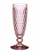 Бокал для шампанского Boston Villeroy & Boch розовый