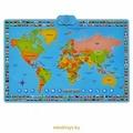 Плакат Zanzoon Карта мира