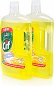 Чистящее средство Cif лимон, 2х1 л