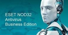 Право на использование (электронно) Eset NOD32 Antivirus Business Edition for 142 user продление 1 год