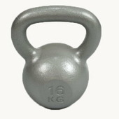 Гиря металлическая HAMMERTONE ATLAS SPORT 16 кг