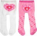 Baby Born Одежда для кукол Колготки цвет белый розовый 2 шт