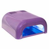УФ лампа для сушки ногтей Nailico - Tunnel фиолетовая 36Вт