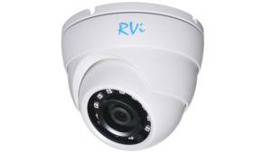 RVI-IPC31VB (4 мм) Антивандальная купольная мегапиксельная IP видеокамера c ИК-подсветкой