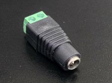 """DC Коннектор """"мама"""" с клеммным подключением к проводам"""