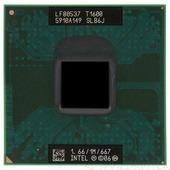 Процессор Socket P Intel Celeron Dual-Core Mobile T1600 1667MHz (Merom-2M, 1024Kb L2 Cache, 667 MHz, SLB6J)