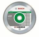 Алмазный отрезной круг Standard for Ceramic Bosch 125х22мм керамика Professional 2608602202