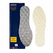 Зимние алюминиевые стельки Saphir THERMIQUE 100%, р.45