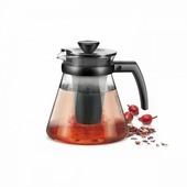 Стеклянный чайник с ситечками для заваривания Tescoma Teo