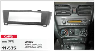 CARAV 11-535 - Nissan Almera, Sentra 2000-2006