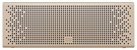 Колонка Xiaomi Mi Bluetooth Speaker (Red) QBH4105GL