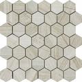 Мозаика Muare Мозаика QS-Hex012-3f-48H/10