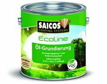 Цветная масляная грунтовка Saicos (Сайкос) Ol-Grundierung - 3438 Махагони, 2.5 л, Производитель: SAICOS