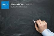 Английский для продолжающих. Тема 8 Education and Career
