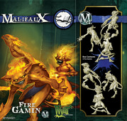 Malifaux: Arcanists: Fire Gamin (3 Pack) WYR3049