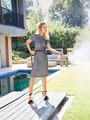 Электронная выкройка Burda - Отрезное платье-футляр 106