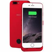 Чехол-аккумулятор для iPhone 8P/7P/6Plus 5000мАч RED
