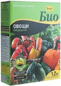 Удобрение сухое Фаско Овощи, гранулированное, 1,2 кг