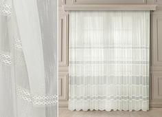 Гардина ТД Текстиль Исабена, 29429, кремовый, 270 х 500 см