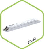ASD ЭПРА для люминесцентных ламп ETL-218-А2 2х18Вт Т8/G13 4680005951154