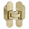 Петля скрытой установки с 3D-регулировкой Armadillo 11160UN3D Architect 3D-H Universal 60 матовое золото