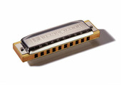 Губная гармошка Hohner Blues Harp 532/20 MS A (M533106)