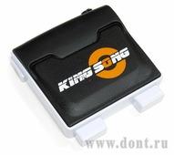 Kingsong боковая подушка KS14 (черная с логотипом)