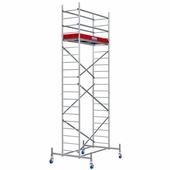 Модульная вышка строительная KRAUSE ProTec 0,7x2,0м (6,3м) (910141)
