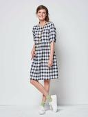 Электронная выкройка Burda - Платье с завышенной талией №6401
