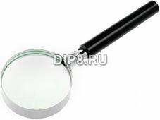 LUP-102, Лупа ручная, Увел x6, Диам.линзы 50мм, п