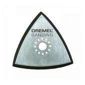 Шлифовальная пластина с креплением «липучка» Dremel Multi-Max (MM11)