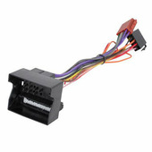 Переходник для подключения магнитолы Incar ISO OP-04 - ISO переходник Opel Astra H 03+, Corsa D 03+, Vectra 04+
